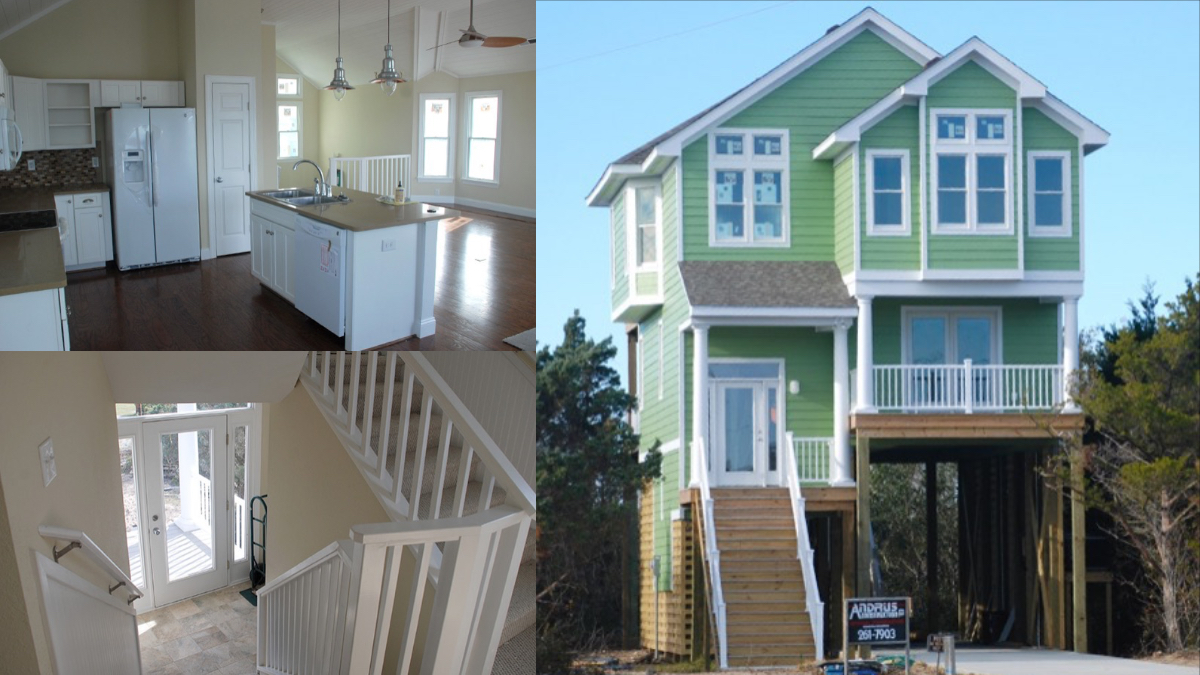 Outer Banks Builders | Andrus Construction - New Homes | Avon Investment home